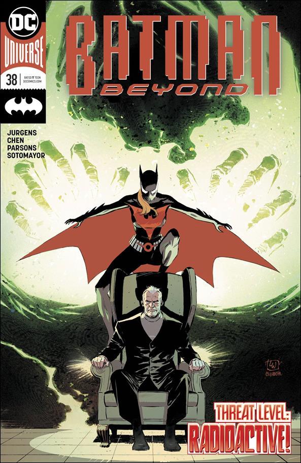 Batman Beyond (2016) 38-A by DC