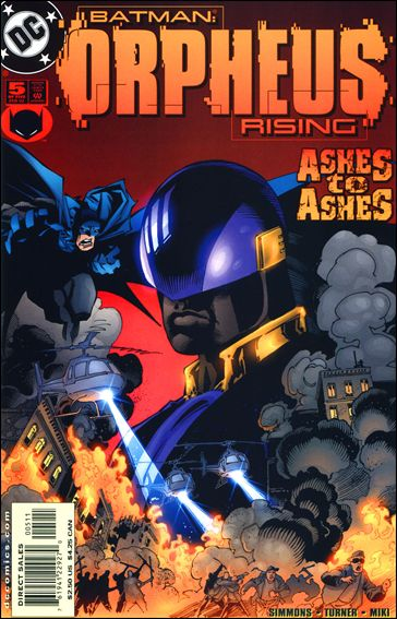 Batman: Orpheus Rising 5-A by DC