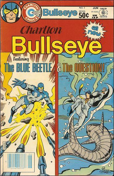 Charlton Bullseye (1981) 1-A by Charlton