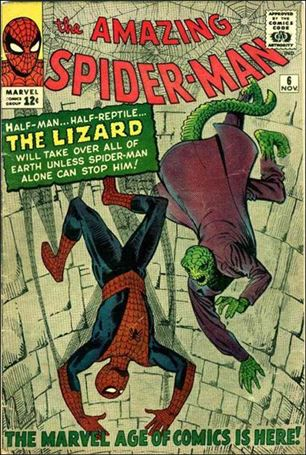 Amazing Spider-Man (1963) 6-A