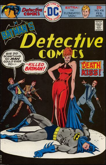 Detective Comics (1937) 456-A by DC