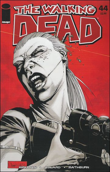 Walking Dead (2003) 44-A by Skybound Entertainment