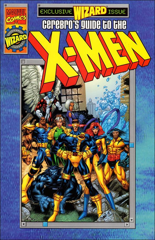 Cerebro's Guide to the X-Men nn-A by Marvel