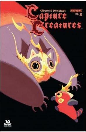 Capture Creatures 3-A