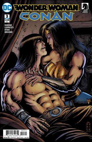 Wonder Woman/Conan 3-A