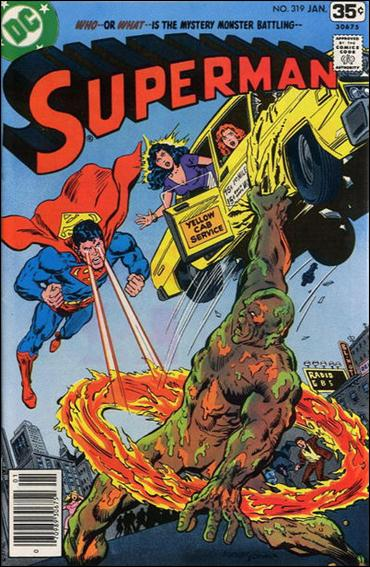Superman (1939) 319-A by DC