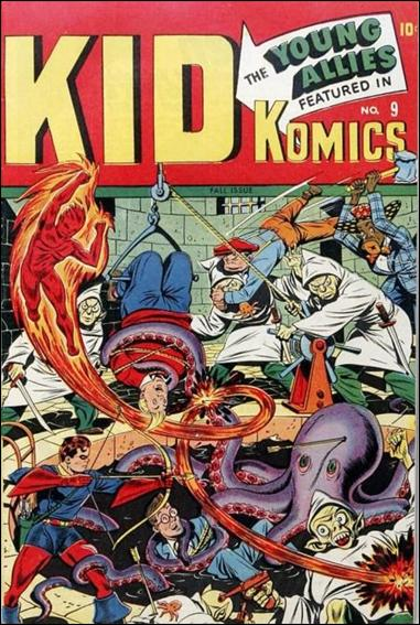 Kid Komics 9-A by Marvel