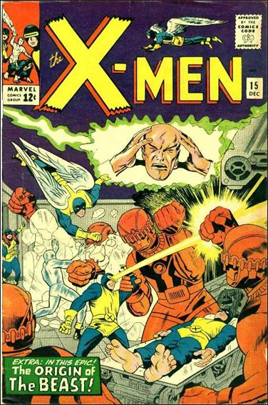 X-Men (1963) 15-A by Marvel