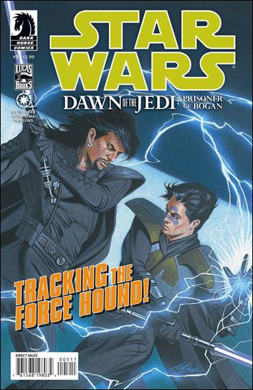 Star Wars: Dawn of the Jedi - Prisoner of Bogan 5-A by Dark Horse