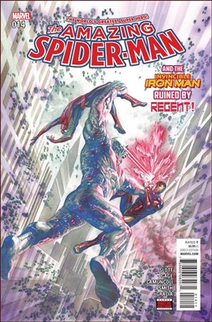Amazing Spider-Man (2015) 14-A
