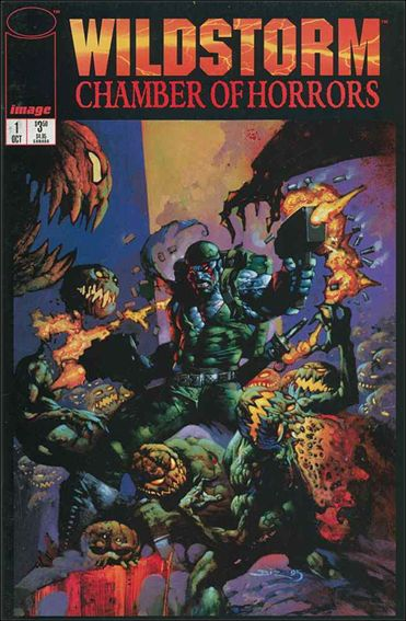 WildStorm Chamber of Horrors 1-A by Image
