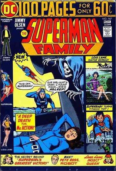 Superman Family 167-A by DC