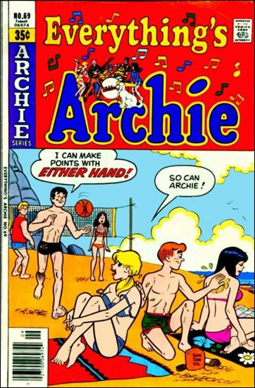 Everything's Archie 69-A by Archie