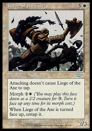 Magic the Gathering: Legions (Base Set)16-A by Wizards of the Coast