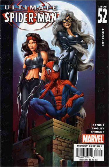 Ultimate Spider-Man (2000) 52-A by Marvel