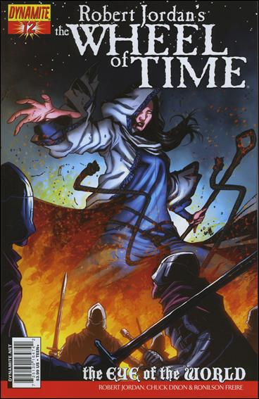 Robert Jordan's Wheel of Time: The Eye of the World (2010) 12-A by Dynamite Entertainment