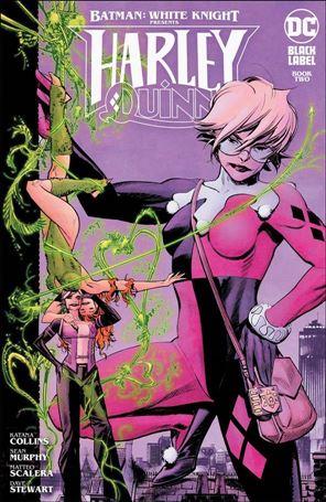 Batman: White Knight Presents Harley Quinn 2-A