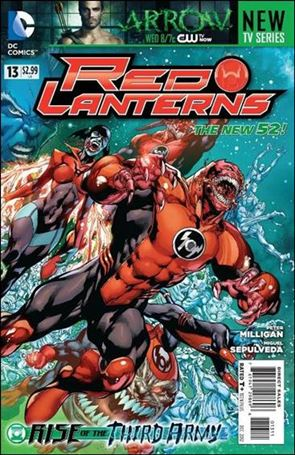 Red Lanterns 13-A