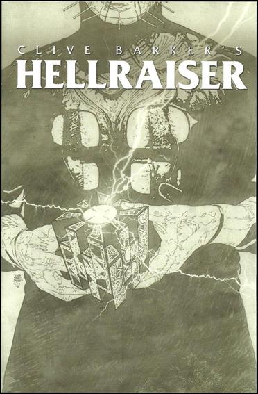 Clive Barker's Hellraiser (2011) 4-C by Boom! Studios