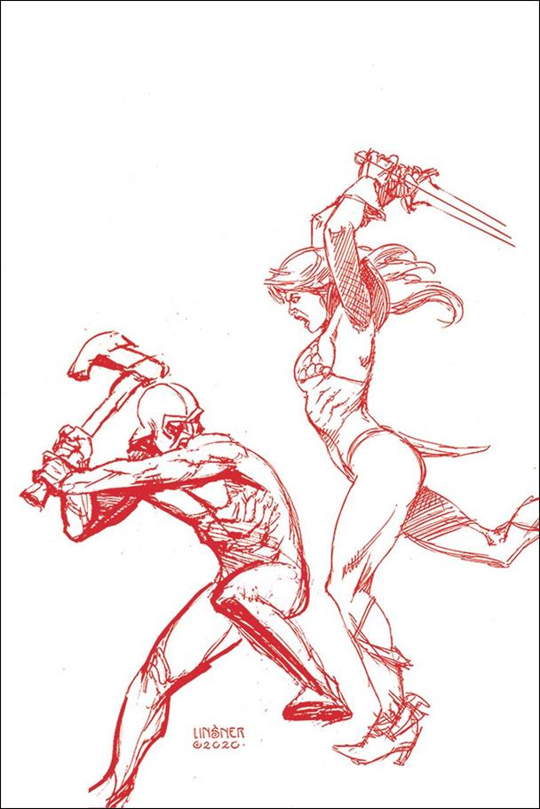 Red Sonja: Price of Blood 2-S by Dynamite Entertainment