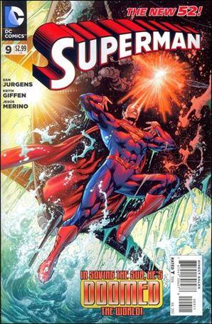 Superman (2011) 9-A