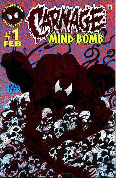 Carnage: Mindbomb 1-A by Marvel