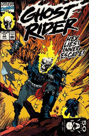 Ghost Rider (1990) 11-A