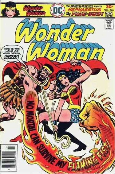 Wonder Woman (1942) 226-A by DC