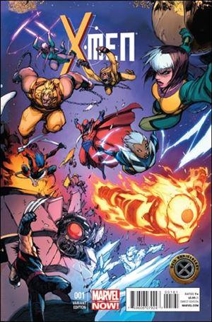 X-Men (2013) 1-D
