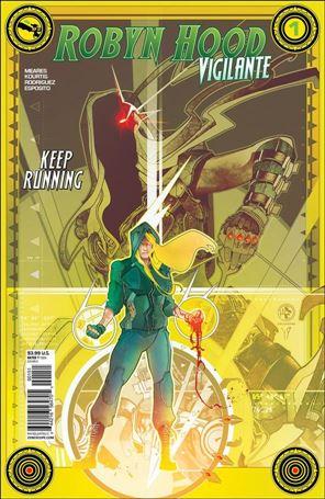 Robyn Hood: Vigilante 1-E