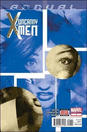 Uncanny X-Men Annual (2015) 1-A