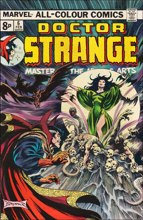 Doctor Strange (1974) 6-B by Marvel