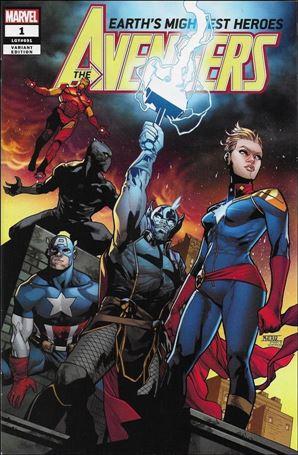 Avengers (2018/07) 1-O
