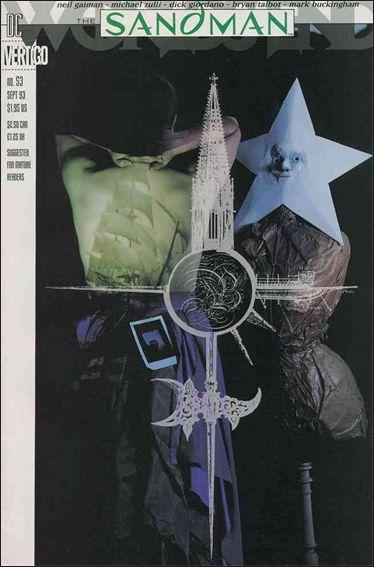 Sandman (1989) 53-A by Vertigo