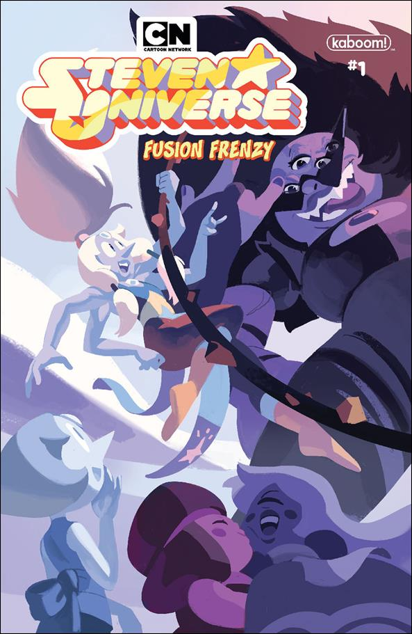 Steven Universe: Fusion Frenzy 1-A by Kaboom!
