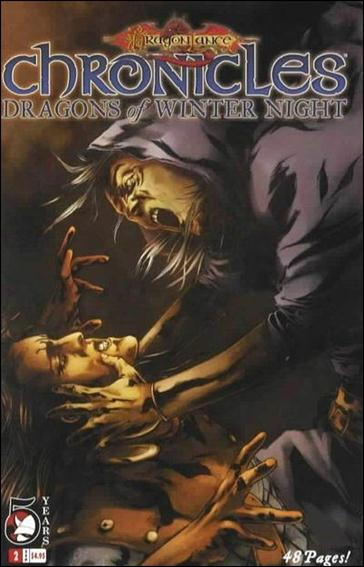 Dragonlance: Chronicles (2006) 2-A by Devil's Due