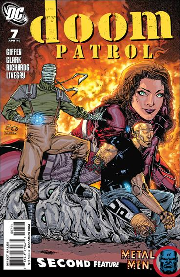 Doom Patrol (2009) 7-A by DC