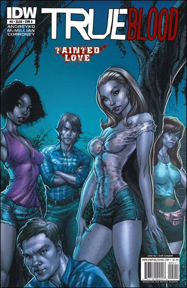 True Blood: Tainted Love 5-A by IDW