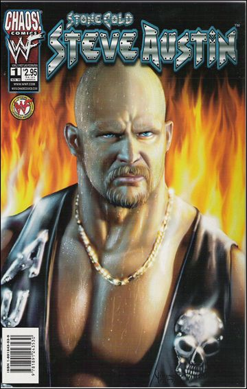 Stone Cold Steve Austin 1-C by Chaos! Comics