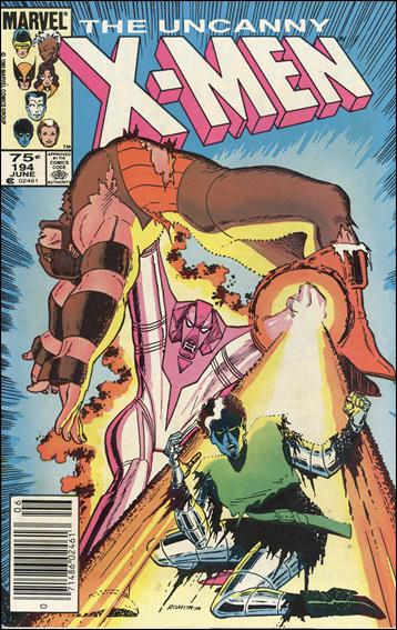 Uncanny X-Men (1981) 194-B by Marvel