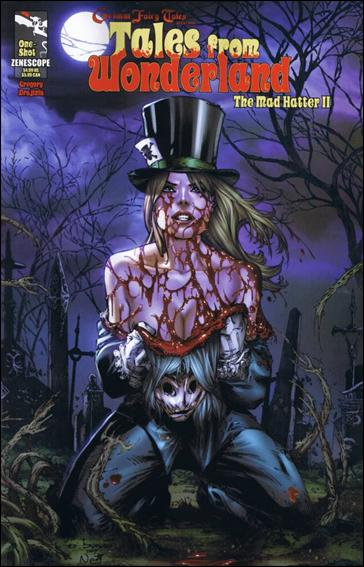Tales from Wonderland: Mad Hatter II 1-A by Zenescope Entertainment