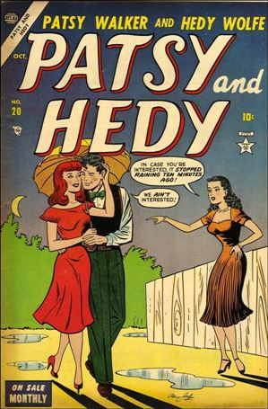 Patsy and Hedy 20-A