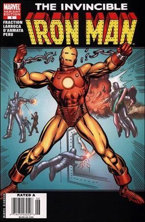 Invincible Iron Man (2008) 1-P
