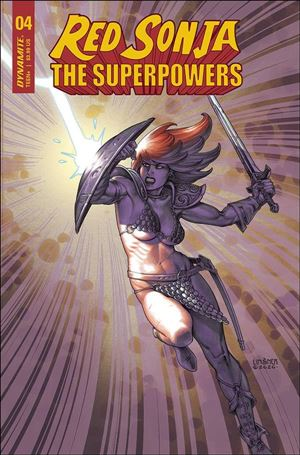 Red Sonja: The Superpowers 4-C