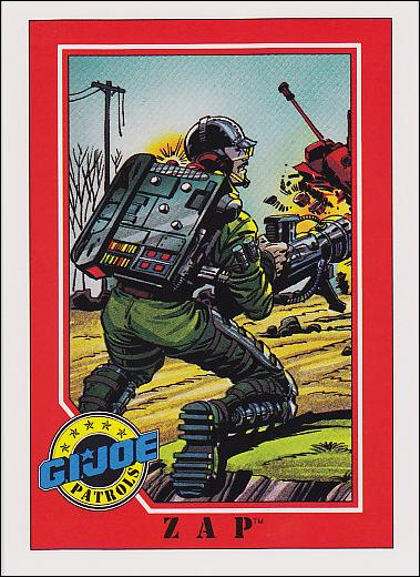 G.I. Joe (Base Set) 149-A by Impel