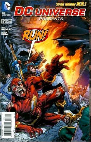 DC Universe Presents 19-A by DC