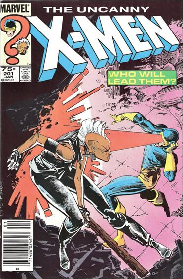 Uncanny X-Men (1981) 201-B by Marvel
