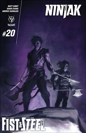 Ninjak (2015) 20-A