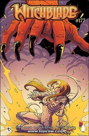 Witchblade 177-A