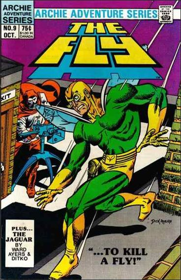 Fly (1983) 9-A by Archie